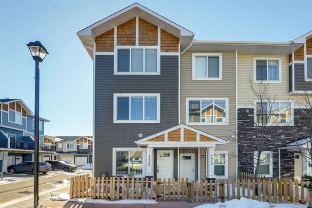 2802 Kings Heights Gate SE #172, Airdrie, AB T4A 0T3 (#A1073724) :: Dream Homes Calgary