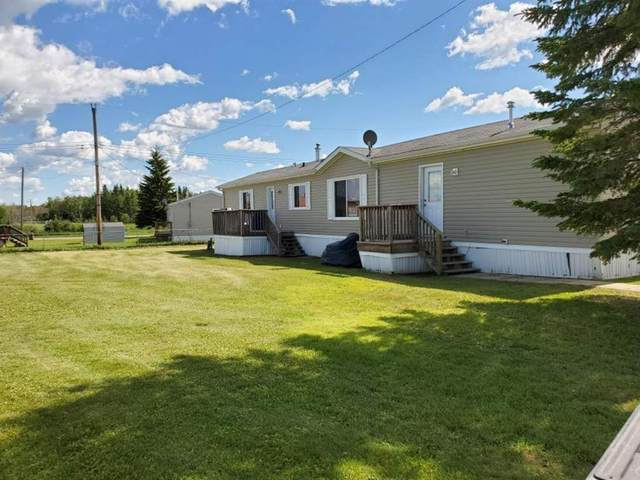 #35 Deer Meadows, Lac La Biche, AB T0A 2C0 (#A1073824) :: Redline Real Estate Group Inc