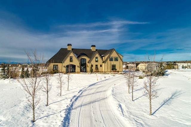 255031 Willow Creek Rise, Rural Rocky View County, AB T3R 0K3 (#A1073864) :: Western Elite Real Estate Group