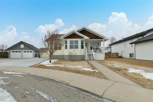 60 Hudson Way NE, Medicine Hat, AB T1C 1Y3 (#A1073880) :: Redline Real Estate Group Inc