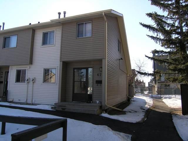 2519 38 Street NE #67, Calgary, AB T1Y 4W8 (#A1073957) :: Western Elite Real Estate Group