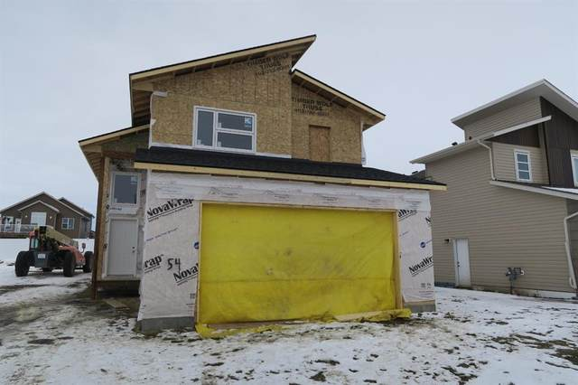 54 Mitchell Crescent, Blackfalds, AB T4M 0H6 (#A1073987) :: Calgary Homefinders
