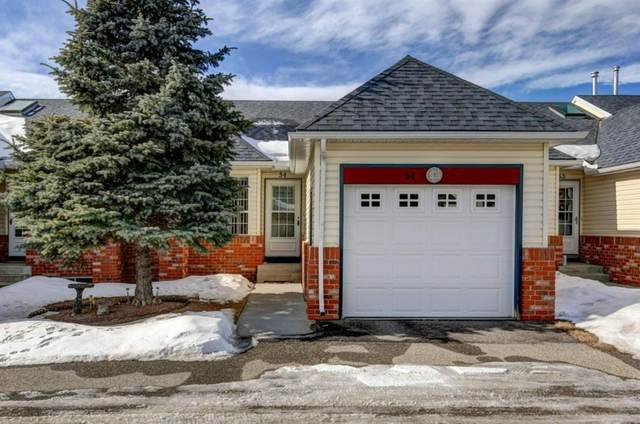 12 Woodside Rise NW #54, Airdrie, AB T4G 2B9 (#A1074001) :: Dream Homes Calgary