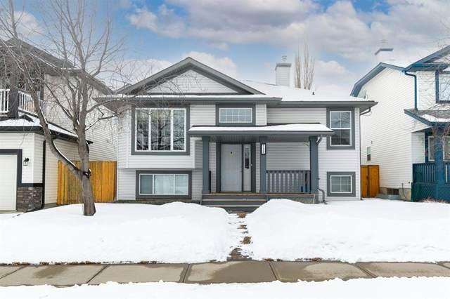 130 Silver Springs Way NW, Airdrie, AB T4B 2V4 (#A1074003) :: Dream Homes Calgary