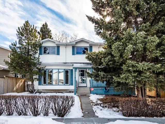 209 2 Avenue NE, Airdrie, AB T4B 1R4 (#A1074024) :: Dream Homes Calgary