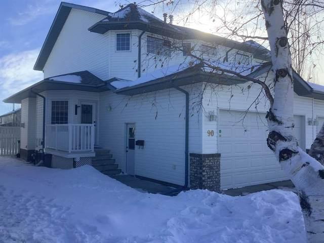 90 Andrews Close, Red Deer, AB T4R 2R2 (#A1074033) :: Redline Real Estate Group Inc