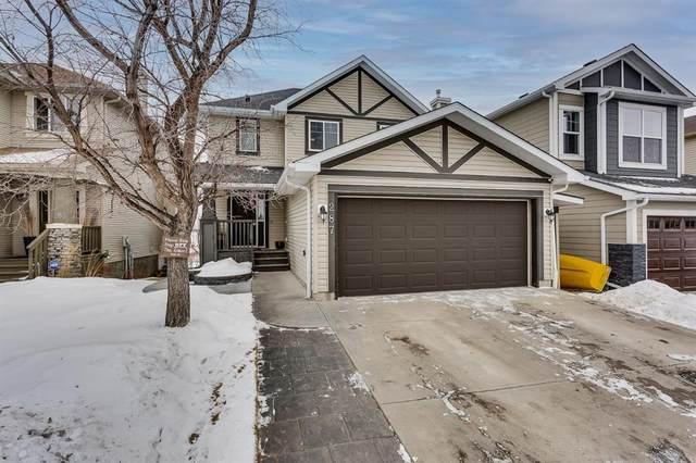287 Sagewood Drive SW, Airdrie, AB T4B 3A7 (#A1074041) :: Dream Homes Calgary