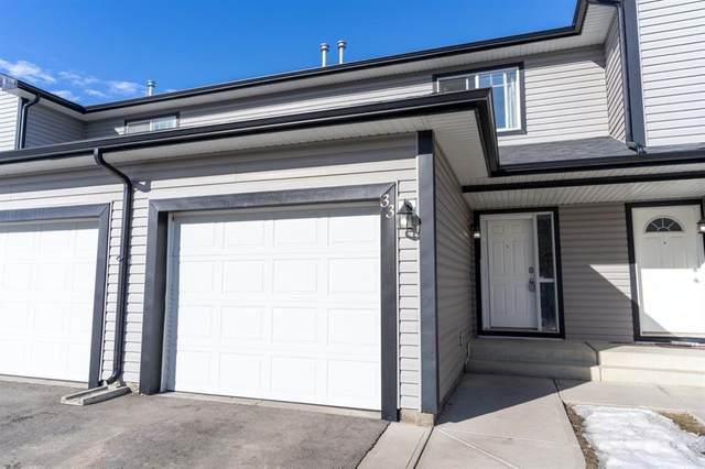 102 Canoe Square SW #33, Airdrie, AB T4B 2Z1 (#A1074074) :: Dream Homes Calgary