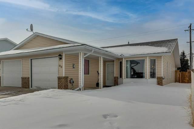90 Ebert Avenue, Red Deer, AB T4R 2C6 (#A1074097) :: Redline Real Estate Group Inc