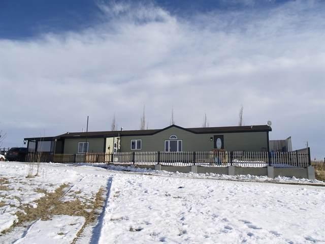 415058 Range Road 283 #17, Rural Ponoka County, AB T4L 2N3 (#A1074132) :: Calgary Homefinders