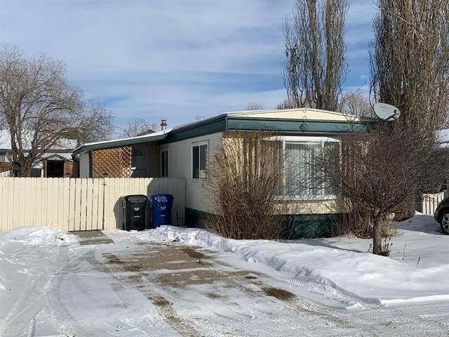 4922 Womacks Road, Blackfalds, AB T0M 0J0 (#A1074253) :: Calgary Homefinders