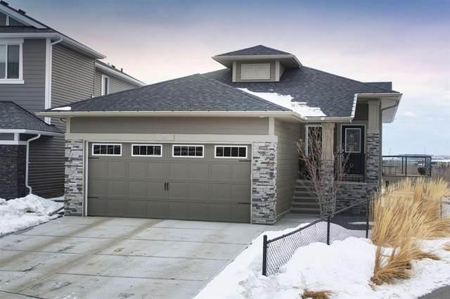 35 Banded Peak View, Okotoks, AB T1S 5P7 (#A1074316) :: Dream Homes Calgary