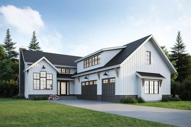 12 Monterra Cove, Rural Rocky View County, AB T4C 0H1 (#A1074329) :: Calgary Homefinders