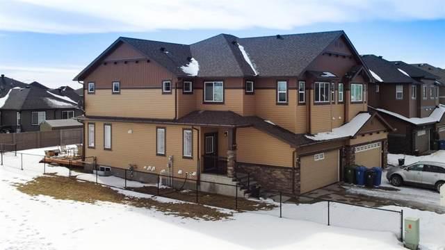 498 Boulder Creek Way SE, Langdon, AB T0J 1X3 (#A1074341) :: Western Elite Real Estate Group