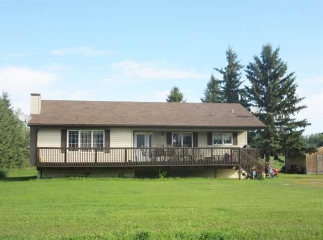 #158 15249 Twp Rd 66 Missawawi Estates Phase II, Lac La Biche, AB T0A 2C0 (#A1074427) :: Redline Real Estate Group Inc