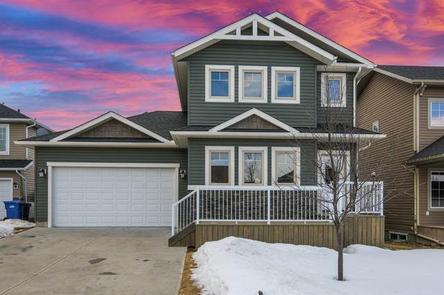 3 Mcclung Gate, Carstairs, AB T0M 0N0 (#A1074440) :: Redline Real Estate Group Inc