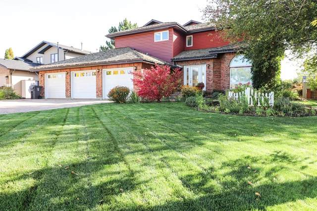 2 Golfview Drive, Bow Island, AB T0K 0G0 (#A1074609) :: Redline Real Estate Group Inc