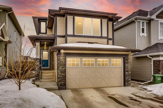 2005 Hillcrest Green SW, Airdrie, AB T4B 2R9 (#A1074670) :: Redline Real Estate Group Inc