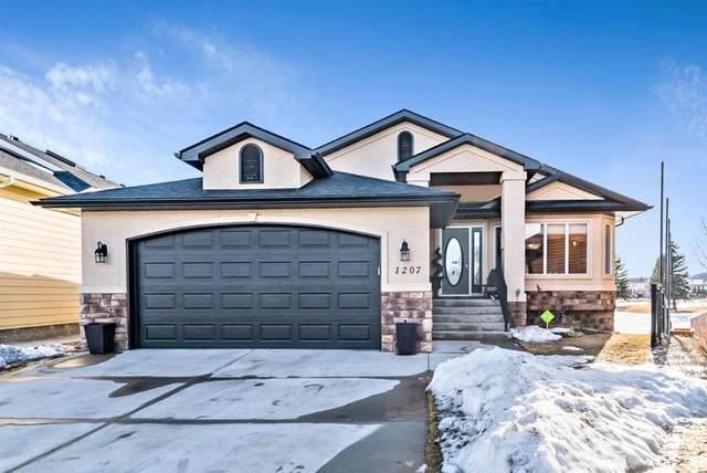 1207 Highland Green Bay NW, High River, AB T1V 1X1 (#A1074887) :: Redline Real Estate Group Inc