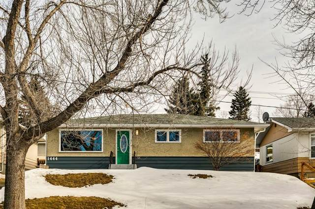 1444 16 Street NE, Calgary, AB T2E 4T1 (#A1074923) :: Redline Real Estate Group Inc