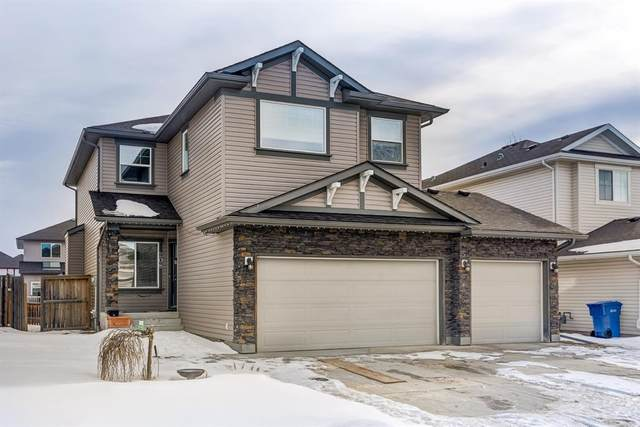 208 Hawkmere Close, Chestermere, AB T1X 0C1 (#A1075089) :: Redline Real Estate Group Inc