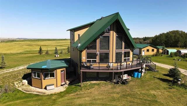 40140 Township 283 Road, Rural Rocky View County, AB T4C 2W6 (#A1075180) :: Calgary Homefinders