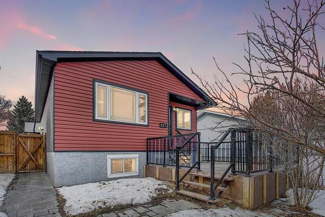 627 58 Street SE, Calgary, AB T2A 3S3 (#A1075185) :: Redline Real Estate Group Inc