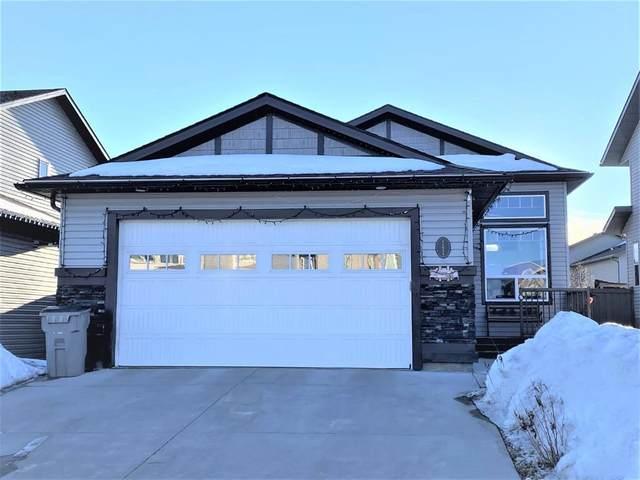 86A Street #11814, Grande Prairie, AB T8X 0H4 (#A1075222) :: Western Elite Real Estate Group