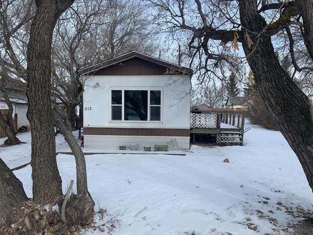 212 Caversham Avenue, Cadogan, AB T0B 3A0 (#A1075254) :: Calgary Homefinders