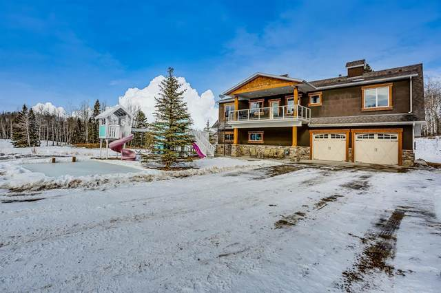 282036 Rge Rd 43, Rural Rocky View County, AB T4C 3A5 (#A1075263) :: Redline Real Estate Group Inc