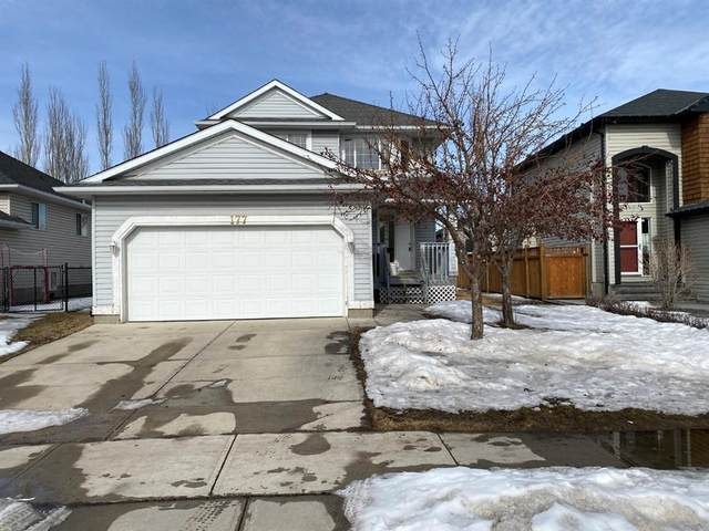 177 West Lakeview Drive, Chestermere, AB T1X 1K2 (#A1075280) :: Redline Real Estate Group Inc