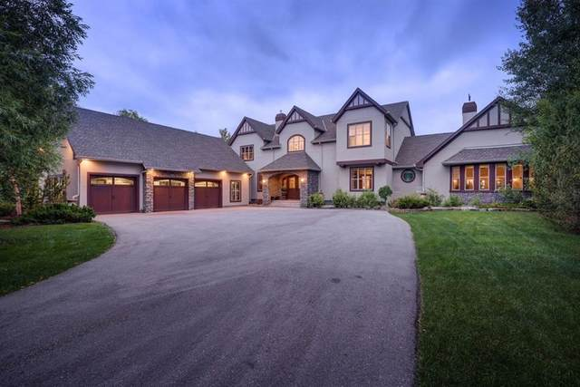 127 Aspen Green, Rural Rocky View County, AB T3Z 3B9 (#A1075284) :: Redline Real Estate Group Inc