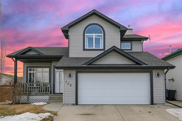 120 Carriage Lane Road, Carstairs, AB T0M 0N0 (#A1075340) :: Redline Real Estate Group Inc