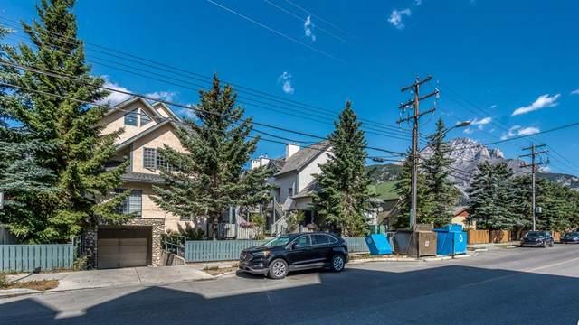 317 Marten Street E, Banff, AB T1L 1E6 (#A1075366) :: Canmore & Banff