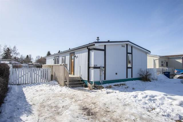 839 Briarwood Road, Strathmore, AB T1P 1E8 (#A1075411) :: Redline Real Estate Group Inc