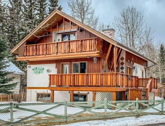 17 Pigeon Mountain Drive NW, Exshaw, AB T0L 0C8 (#A1075418) :: Redline Real Estate Group Inc
