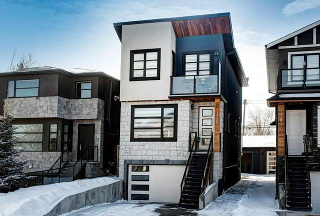 1709 27 Street SW, Calgary, AB T3C 1L6 (#A1075460) :: Western Elite Real Estate Group