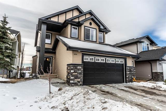 2078 High Country Rise NW, High River, AB T1V 0E1 (#A1075497) :: Redline Real Estate Group Inc