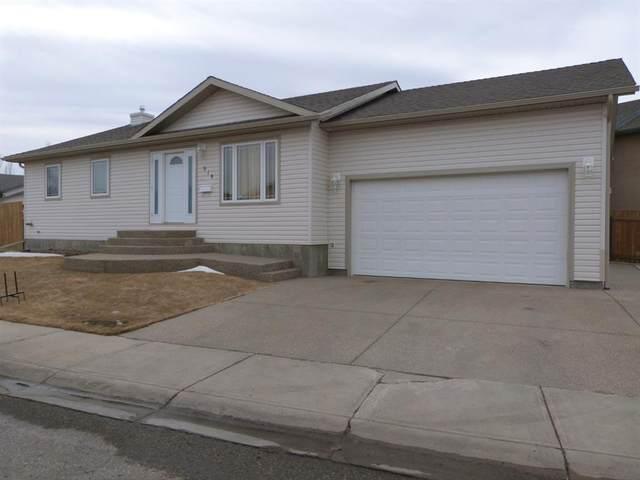 814 Blackfoot Terrace W, Lethbridge, AB T1K 7Y8 (#A1075643) :: Greater Calgary Real Estate