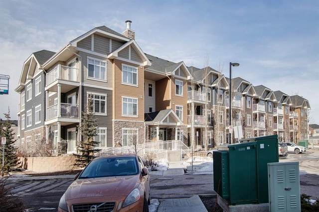 155 Skyview Ranch Way NE #5208, Calgary, AB T3N 0L5 (#A1075658) :: Western Elite Real Estate Group