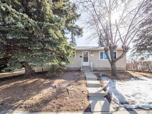7515 Huntridge Crescent NE, Calgary, AB T2K 4C8 (#A1075686) :: Greater Calgary Real Estate