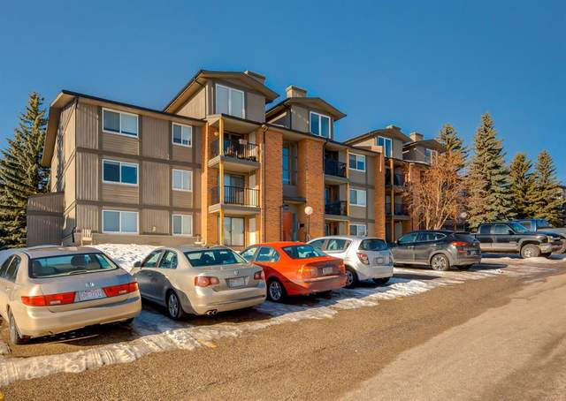 6400 Coach Hill Road SW #511, Calgary, AB T3H 1B8 (#A1075707) :: Western Elite Real Estate Group