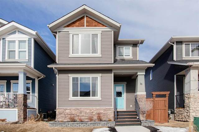 31 Fireside Place, Cochrane, AB T4C 0R2 (#A1075749) :: Redline Real Estate Group Inc