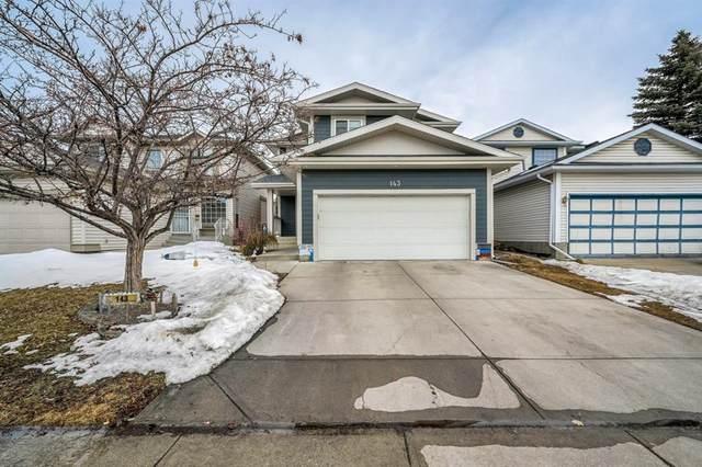 143 River Rock Crescent SE, Calgary, AB T2C 4J2 (#A1075813) :: Western Elite Real Estate Group