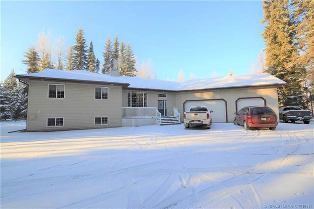 60002 Twp Rd 704 A #10, Rural Grande Prairie No. 1, County of, AB T8X 1T8 (#A1075881) :: Greater Calgary Real Estate