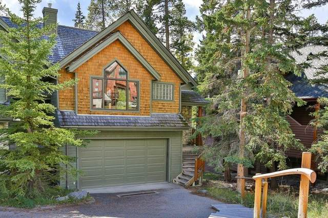 117 Stone Creek Road #4, Canmore, AB T1W 3A6 (#A1075928) :: Redline Real Estate Group Inc