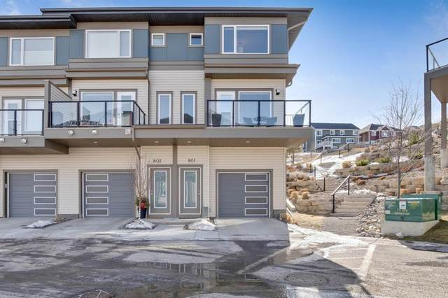501 River Heights Drive #801, Cochrane, AB T4C 2L3 (#A1076001) :: Western Elite Real Estate Group