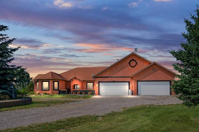 9 Westward Heights, Rural Mountain View County, AB T0M 2E0 (#A1076031) :: Redline Real Estate Group Inc
