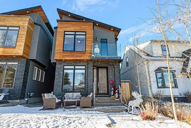 1423 26A Street SW, Calgary, AB T3C 1K9 (#A1076035) :: Western Elite Real Estate Group