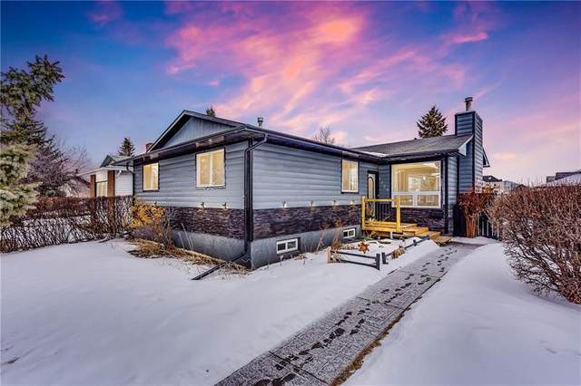 1439 Mccrimmon Drive, Carstairs, AB T0M 0N0 (#A1076076) :: Redline Real Estate Group Inc